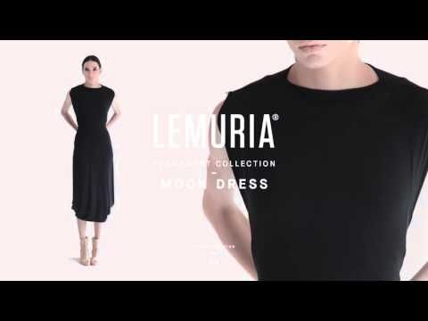 Lemuria - Moon Dress.   #woman #clothing #multifunctional #dress #italy #brand #designclothing #design #italianbrand #boutique #cotton #jersey #lemuria #permanent #collection #dress #overall #convertible #convertibledress #lemuria #lemuriastyle #lemuriaclothing #lemuriadress