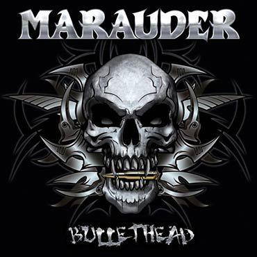 MARAUDER - Bullethead #album_review #marauder #heavy_metal #metal #album #music #news