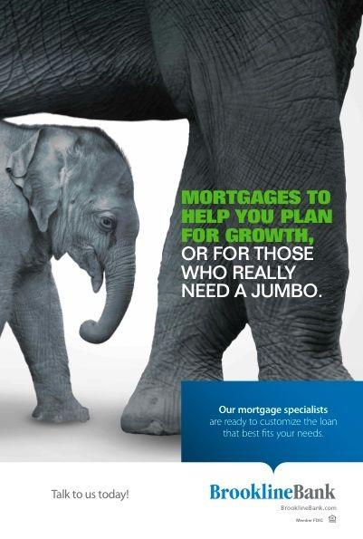 Banking Advertising Example #3