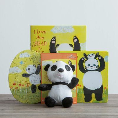52 best religious easter ideas images on pinterest easter ideas religious easter plush panda bear activity set for kids negle Image collections