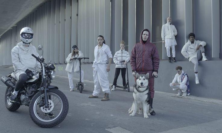 Camille Marc dévoile un clip contemplatif pour 'Raindrops', le premier single cloud-rap mélancolique extrait du nouvel EP de Yellam.