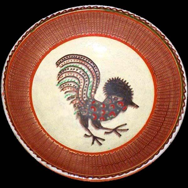Romania Pottery:Oltenia (Oboga, Hurezu) Muntenia (Pisc)