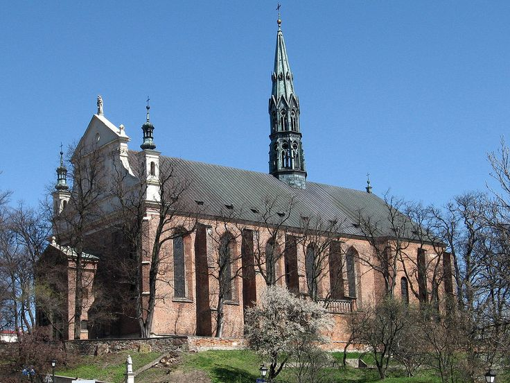 Cathedral of Sandomierz, Poland