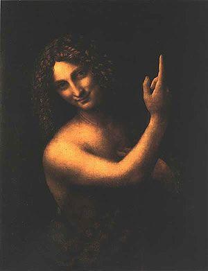 Сфера увлечений. Набор для вышивания `Иоанн Креститель` (Леонардо да Винчи). St John The Baptist. Leonardo da Vinci. (Набор)