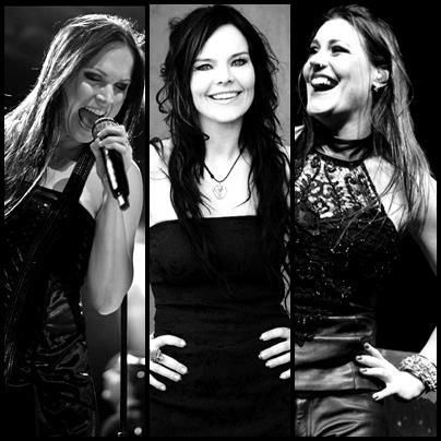 Leading ladies of Nightwish