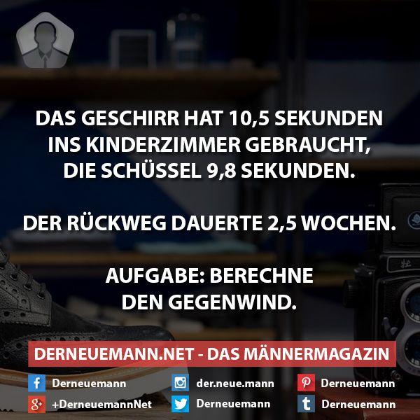 Berechne den Gegenwind #derneuemann #humor #lustig #spaß #sprüche