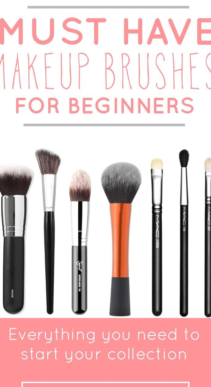 Must Have Makeup Brushes For Beginners In 2020 How To Wash Makeup Brushes How To Clean Makeup Brushes Best Makeup Brushes