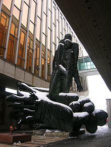 Memorial of the Slovak National Uprising in Banská Bystrica