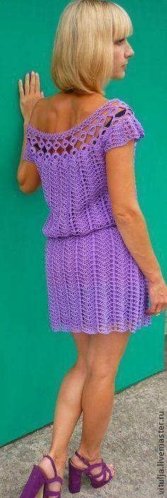 """Платье """"Сирень"""" - фиолетовый,платье,платье летнее,платье для девочки"""