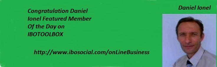 http://www.ibosocial.com/OnLineBusiness             Visit Daniel Ionel