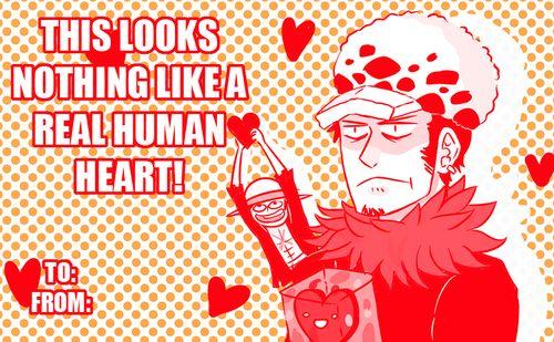 One Piece Valentine Law One Piece Pinterest Anime
