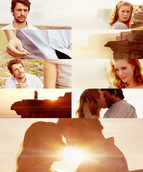 Leap Year proposal- one of the most epic-ly romantic proposals I've seen on a movie....sigh...:)