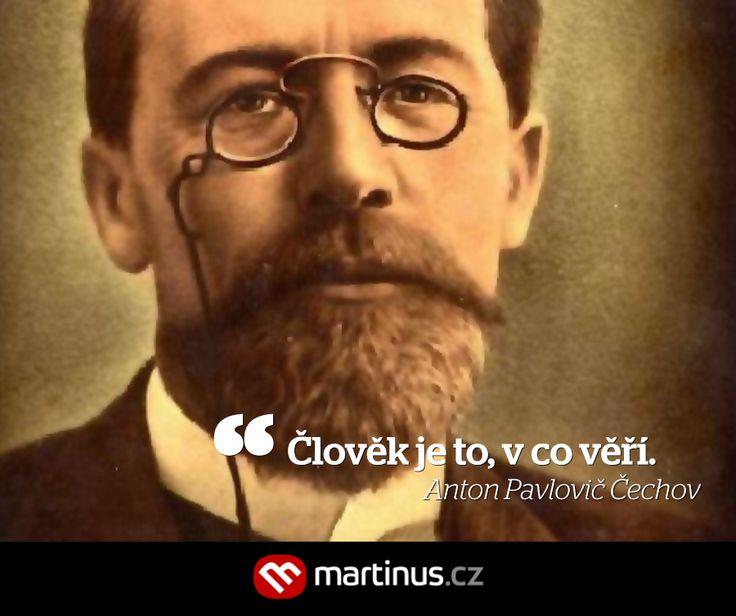Citát A.P. Čechova