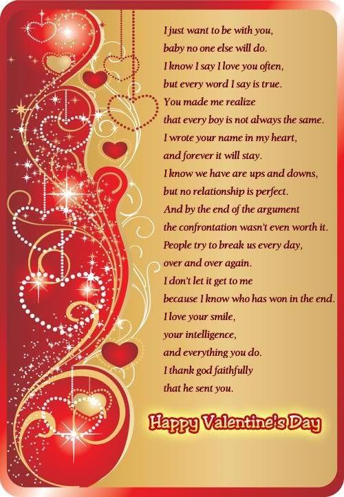 valentine's day home menu