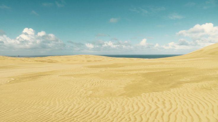 TePaki#Sand#Dunes