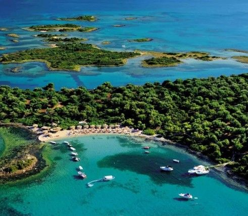Evia, Greece. The island of Evia is on the Top 10 Sailing Cruises destinations of National Geographic!