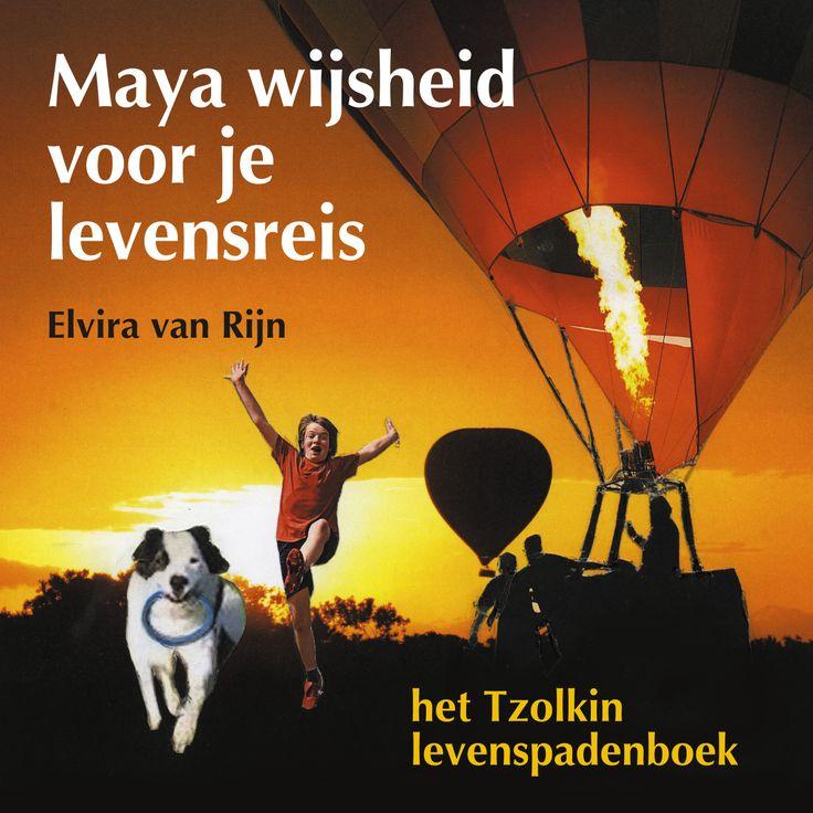 'Maya wijsheid voor je levensreis - het Tzolkin levenspadenboek', Elvira van Rijn, met collages van Geertje Mol en zegelillustraties van Patricia Mooren - verschijnt najaar 2014