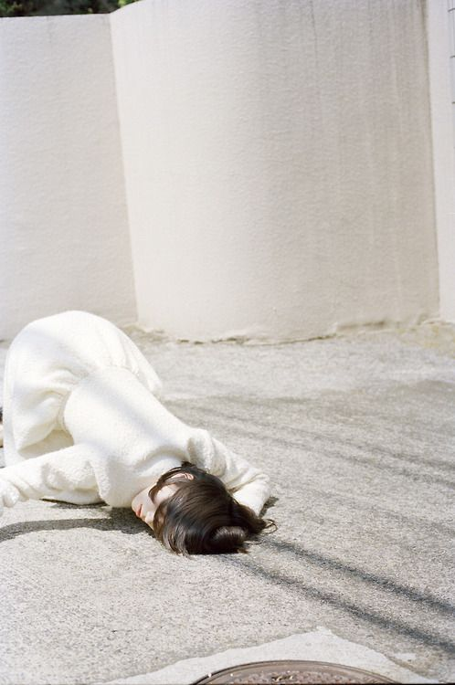 """Dandelion Flower,"" Kiko Mizuhara photographed by Ola Rindal for Union magazine"