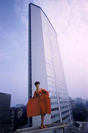 Gio Ponti / The Pirelli Building, Milan