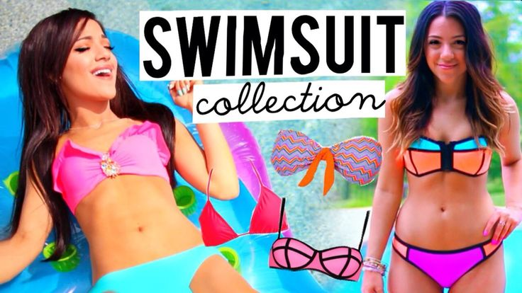 Go checkout our swim suit video on our YouTube Channel Niki&Gabi thanks!