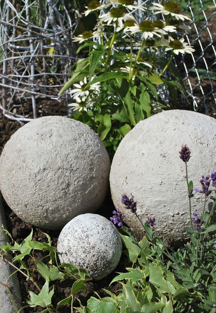 79 besten Beton Bilder auf Pinterest DIY Gartendekoration, Der - gartendeko aus beton selbstgemacht
