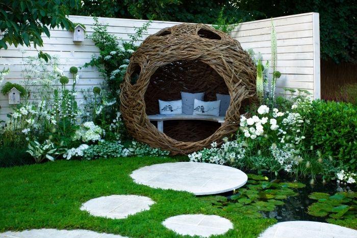 1001 Idees Pour Un Amenagement De Petit Jardin Parfait Amenager Petit Jardin Design D Amenagement Paysager Idee Amenagement Jardin