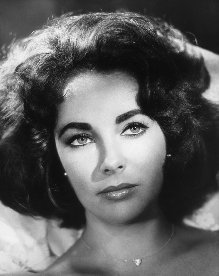 """Elizabeth Taylor (27 February 1932 - 23 March 2011): """"She had the range, nerve and instinct that only Bette Davis had had before — and like Davis, Taylor was monster and empress, sweetheart and scold, idiot and wise woman."""" -David Thomson """"An actress of such sexiness it was an incitement to riot – sultry and queenly at the same time"""" - Peter Bradshaw"""