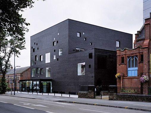 New Art Exchange in Nottingham/GB