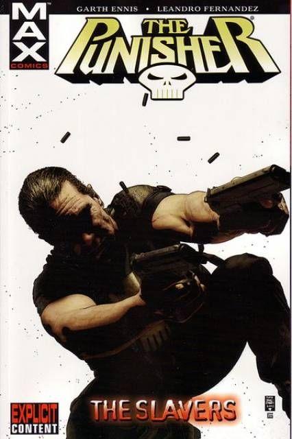 The Punisher: MAX (Volume) - Comic Vine