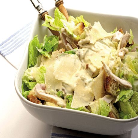 Ricetta Insalata caesar di pollo - chicken caesar salad