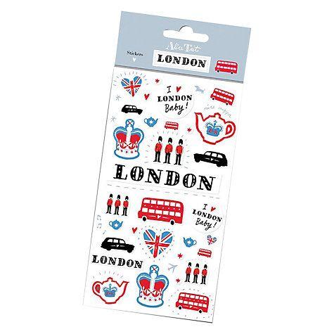 Buy Alice Tait London Sticker Set Online at johnlewis.com