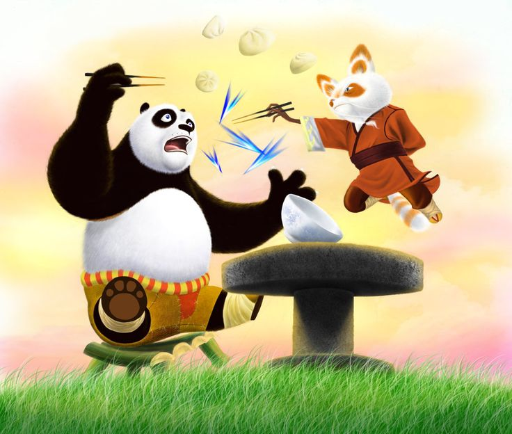 Kung Fu Panda Eating 17 Best images about K...