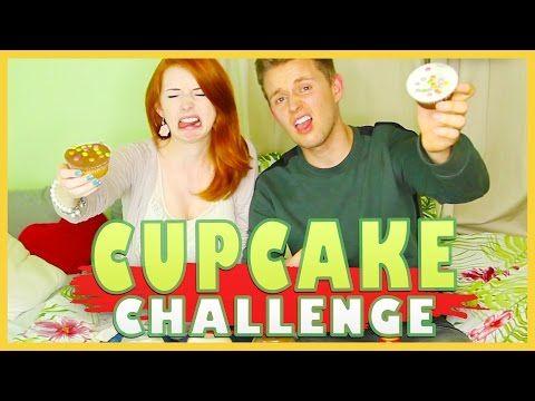 EKLIGE CUPCAKE CHALLENGE (EXTREM) - deutsch mit Duschpuschel | Prowl3r - YouTube