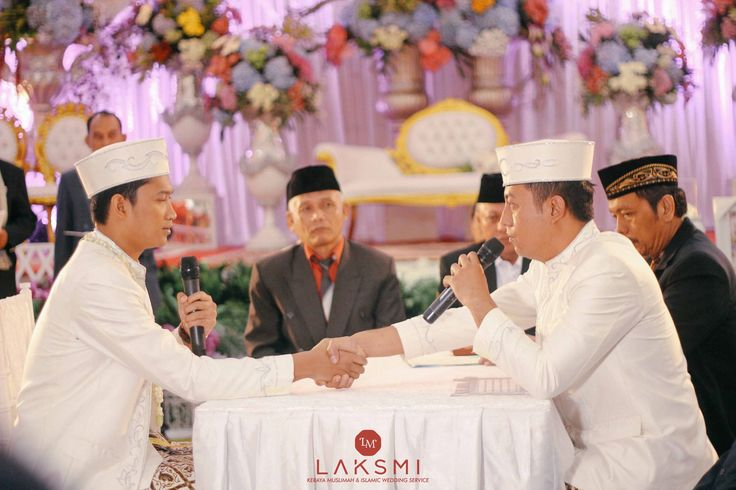 Mega & Pratama wedding by LAKSMI - Kebaya Muslimah & Islamic Wedding Service - 004