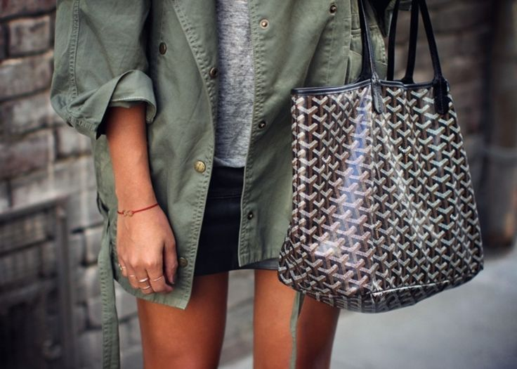 Goyard St. Louis The 5 best bags for (future) moms - Designer-Vintage