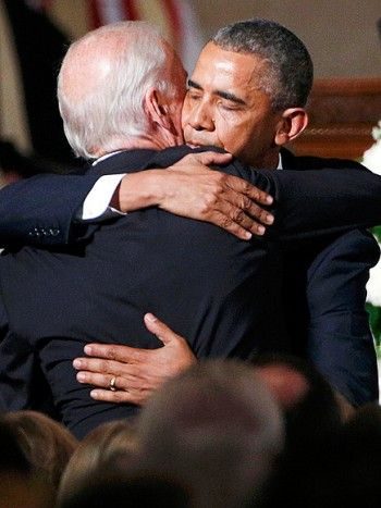 Obama And Biden Exemplify Brotherly Love – Bond Supersedes Politics