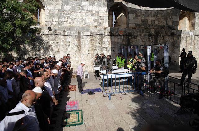 Palestina-Israel: La crisis de Al Aqsa - Chemi Shalev, Ramzy Baroud   Sin Permiso