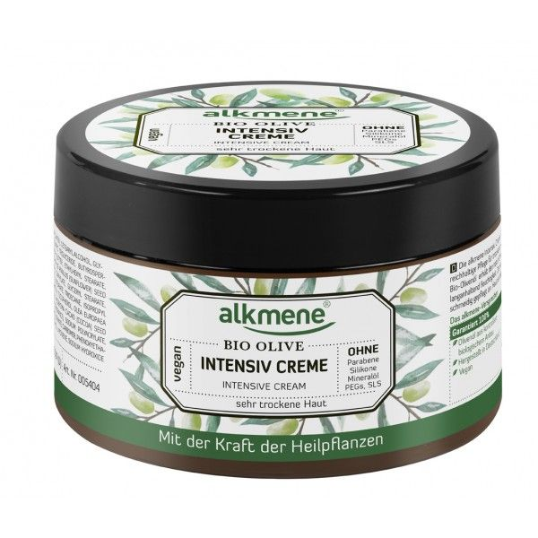 Alkmene Intensive Cream Olive oil για πρόσωπο σώμα χέρια abbeauty.com