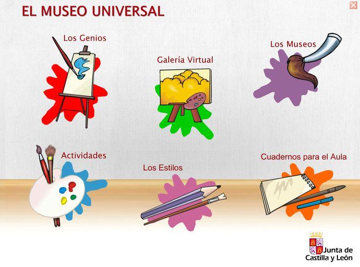 Escuela infantil castillo de Blanca: EL MUSEO UNIVERSAL