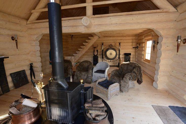 Houten huizen   Houtstapelbouw