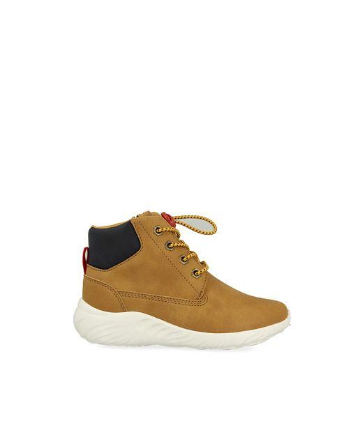 001841e3e Zapatillas deportivas de niño Gioseppo color Marrón Zapatos Deportivos