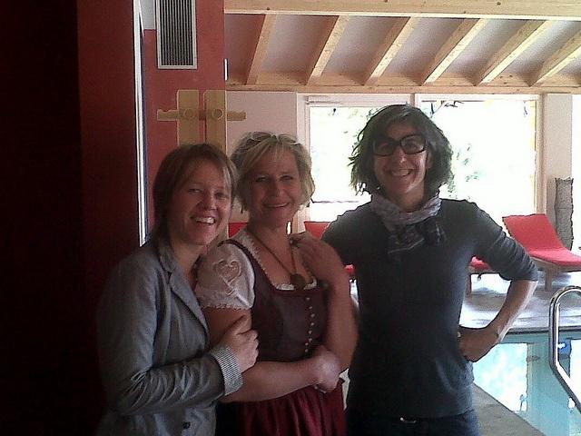 Vacanzarte: Giorgia Lucchi e Margherita Pisoni in visita alla nuova struttura ricettiva by Idea Turismo