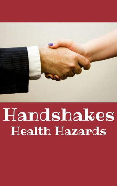 The Doctors discussed the possibility of a handshake ban at doctor's offices. http://www.recapo.com/the-doctors/the-doctors-advice/drs-no-more-handshakes-at-doctor-offices-monogamy-debate/