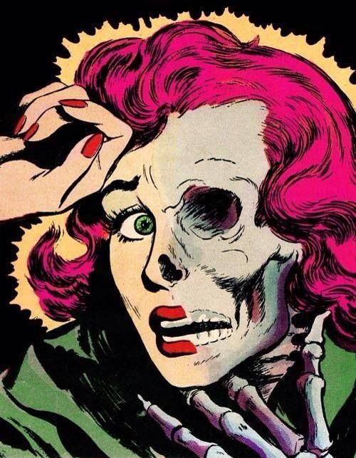 vintage horror comics - Google Search                                                                                                                                                                                 More