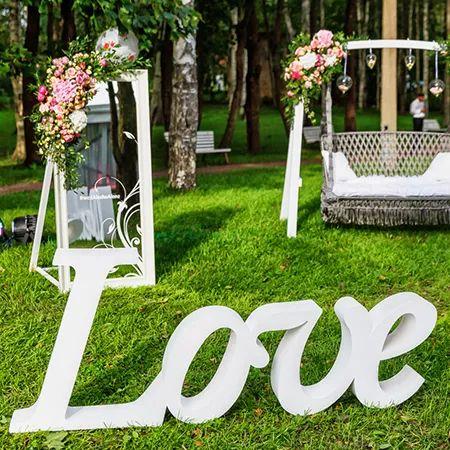 Свадьба в павильоне Majestic в Репино