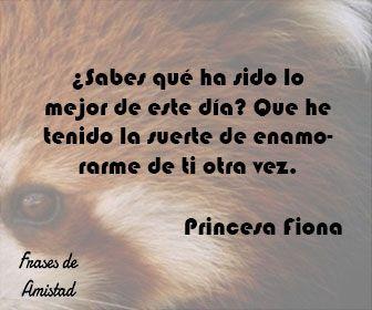Frases de shrek de Princesa Fiona