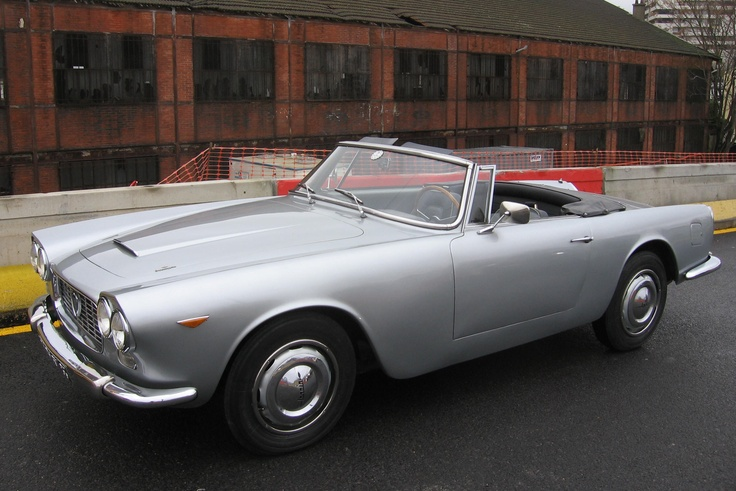 Lancia Flaminia Touring Convertible: Of History, Flaminia Touring, Launches Flaminia, Beautiful, Class, Touring Convertible, The Most Beautiful