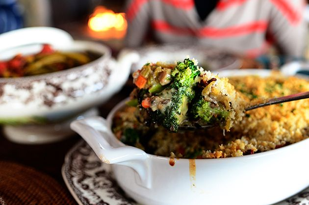 Broccoli Wild Rice Casserole by Ree Drummond / The Pioneer Woman, via Flickr