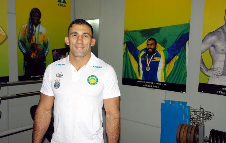 Mundial de luta olímpica é degrau para Jaoude levar nome da família em 2016 #globoesporte
