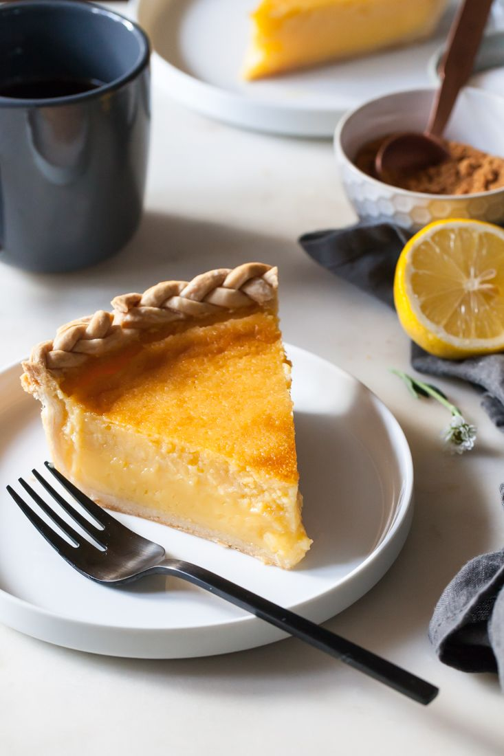 ... Lemon Chess Pie on Pinterest | Chess Pie, Pies and Chocolate Chess Pie